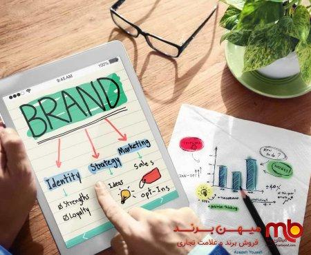 چرا نام تجاری یا برند شما اهمیت دارد؟