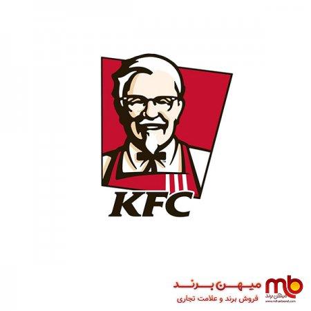 فروش برند و داستان برند KFC