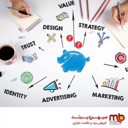فروش برند تجاری/برند و برندسازی چیست و چه فرآیندی دارد؟