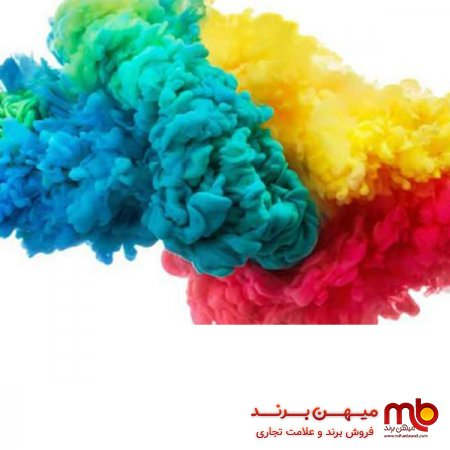 رنگ های مختلف چگونه میتوانند برند شما را معروف کنند؟